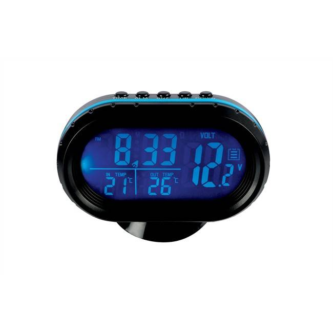 Norauto Horloge Thermomètre Digital Norauto