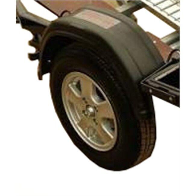 Norauto Roue Avec Jante Alliage 165/65r13, 4 Trous X 100 Pour Remorques Type-top Rgw
