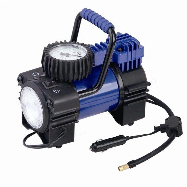 Norauto Mini Compresseur 12v Lampe Torche Et Manomètre Norauto