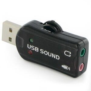 Onedirect Adaptateur USB / Carte son - Publicité