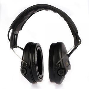 MSA Supreme Pro-X noir - serre-tête cuir noir - Publicité