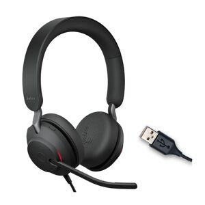 Jabra Evolve2 40 UC Duo USB-A - Publicité