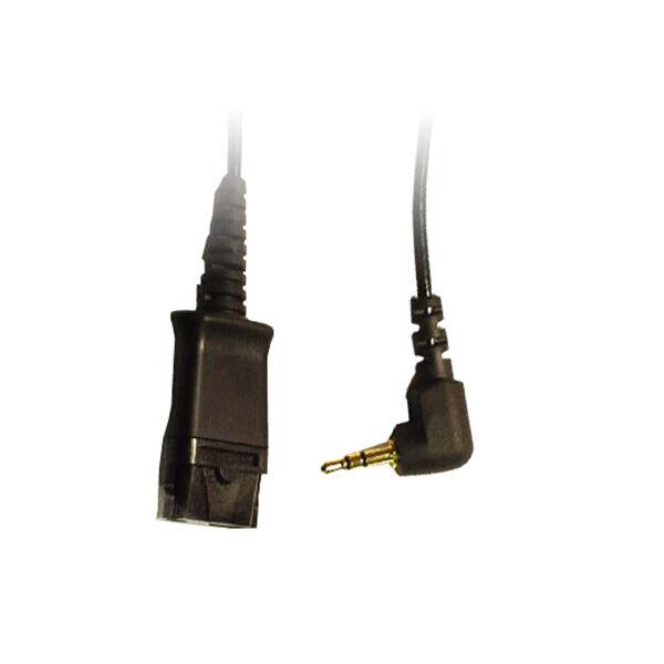 Onedirect 2 Cordon QD Jack 2.5mm pour Cisco Spa et Panasonic