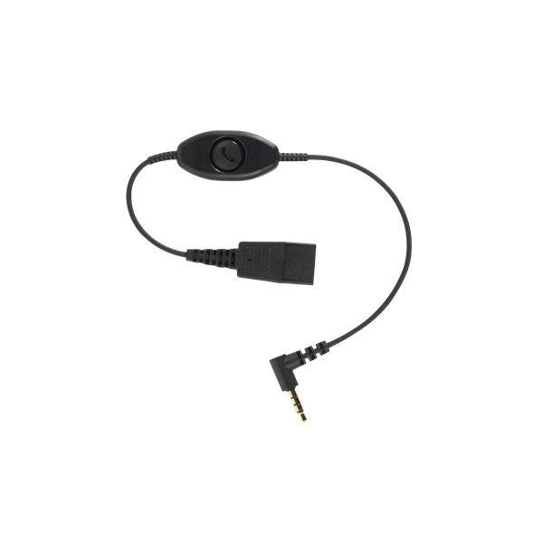 Jabra GN Câble Jabra pour iPhone 6/7