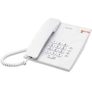 Alcatel Temporis 180 blanc - Publicité