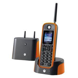 Motorola O201 Orange - Publicité