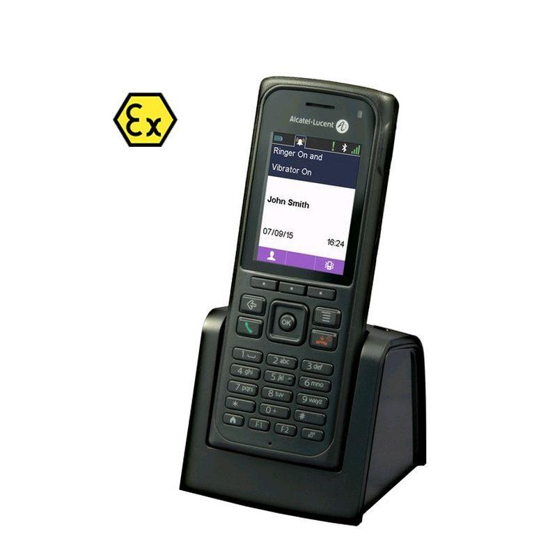Alcatel Téléphone sans fil Alcatel-Lucent Dect 8262 ATEX