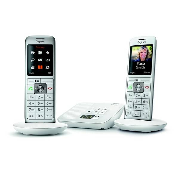 Siemens Téléphone fixe avec répo...