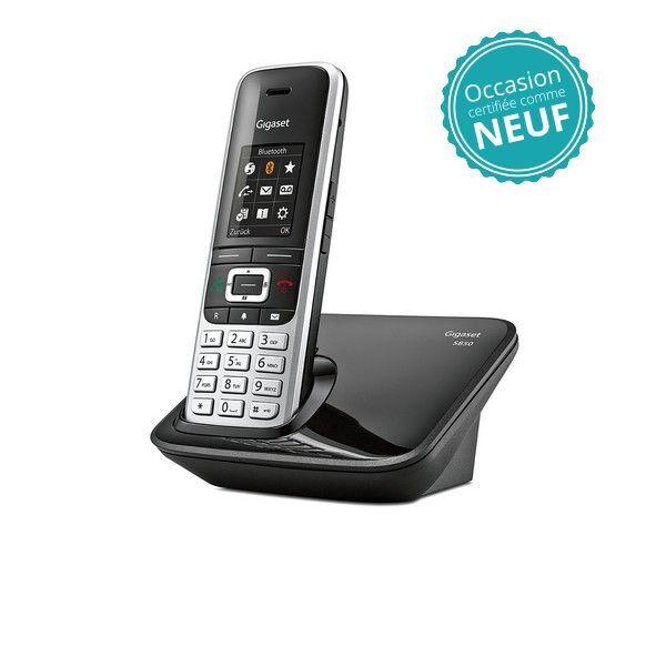Siemens Téléphone sans fil Gigaset S850 - Occasion