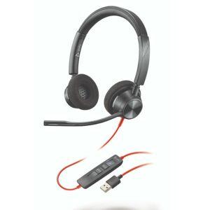 Poly - Plantronics Blackwire 3320 USB-A - Publicité