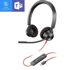 Plantronics Poly - Plantronics Blackwire 3320 USB-C MS - Publicité