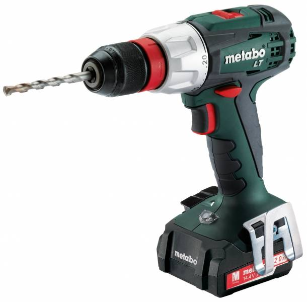 Metabo Perceuse Visseuse METABO sans fil BS 14.4V LT Quick