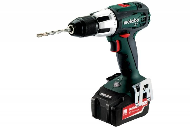 Metabo Perceuse Visseuse à percussion sans fil SB 18 LT 4Ah METABO