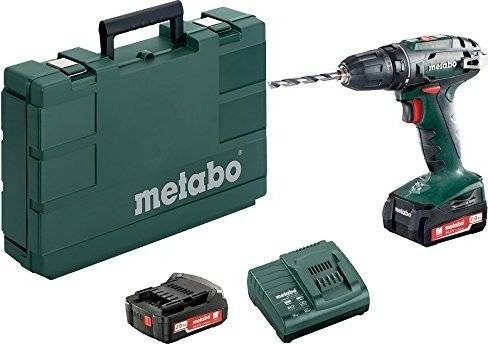 Metabo Perceuse Visseuse METABO sans fil BS 14.4 2Ah