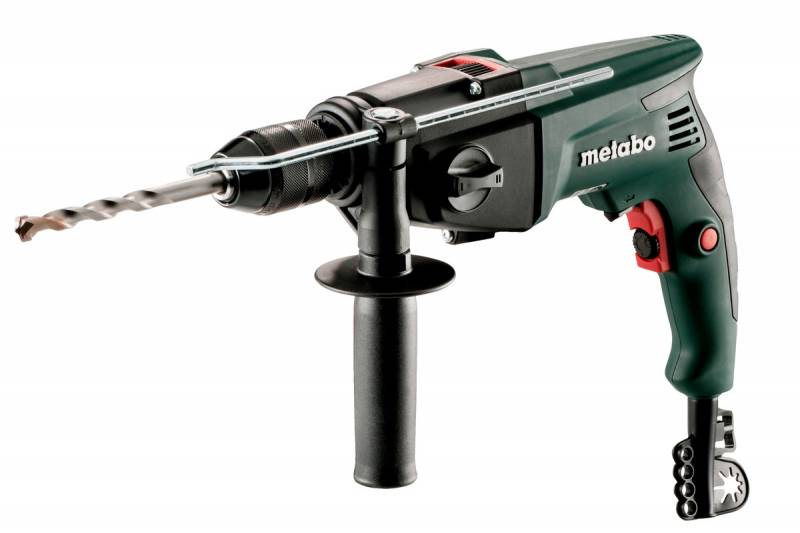 Metabo Perceuse à percussion SBE 760 en coffret Metabo