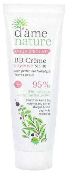 coup d'eclat D'âme nature BB crème soyeuse SPF 30 - 50 ml Soin perfecteur hydratant