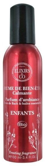bach Brume de bien-être Enfants Bio 100ml Fleurs de Bach parfum d'ambiance. Pour calmer les enfants agités, nerveux ou sous tension