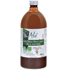pur aloe Pur Aloé gel d'aloé vera bio à boire 1 litre Bio et équitable
