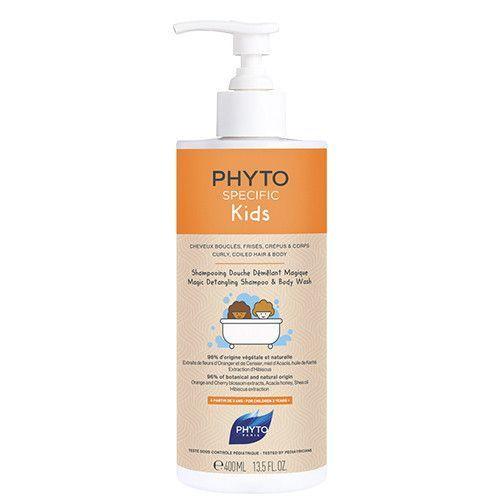 phytospecific Miss Phytospecific Shampooing démélant magique 400ml Ce soin est formulé pour leurs cheveux frisés ou crépus les plus indomptables