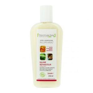 Dermaclay bio après-shampooing baume réparateur 250ml Régénère, nourrit, apporte brillance aux cheveux. Facilite de demelage.