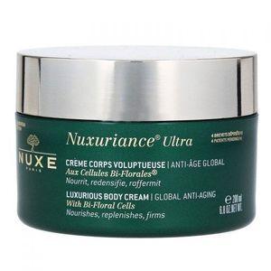 Nuxe Nuxuriance Ultra Crème Corps Volupteuse 200ml Crème raffermissante anti-âge pour le corps.