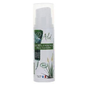 pur aloe Pur Aloé Gel d'Aloe Vera Bio 250 ml Hydrate, nourrit et protège