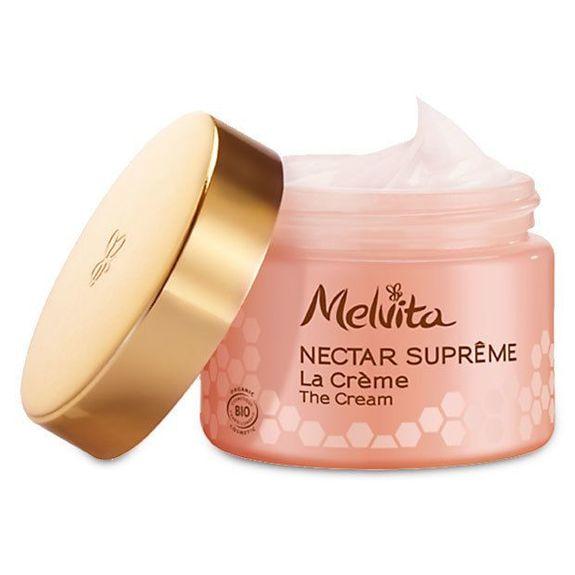 Melvita Nectar Suprême La Crème 50 ml Lisser, densifier, illuminer et hydrater la peau.