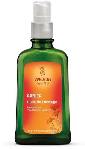 Weleda Huile de Massage à l?Arnica 200ml Cette huile de massage a été spécialement formulée pour faciliter la préparation et la récupération sportives.