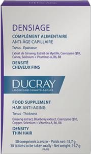 Ducray Densiage anti-age capillaire 30 comprimés Complément alimentaire
