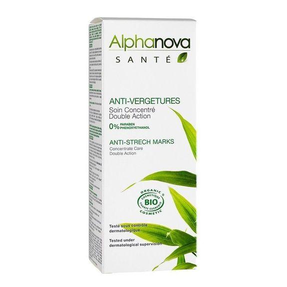 Alphanova Santé soin concentré Anti-Vergetures 150 ml Vergetures, spécial femmes enceintes.