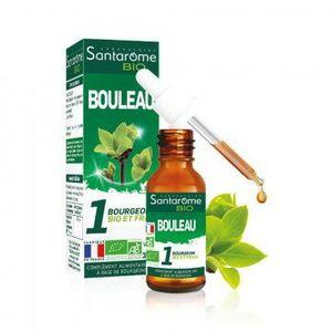 Santarome Bio bouleau bourgeon 30 ml Bio et frais
