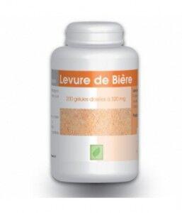 L'herbothicaire Levure de Bière Revivifiable 200 gélules