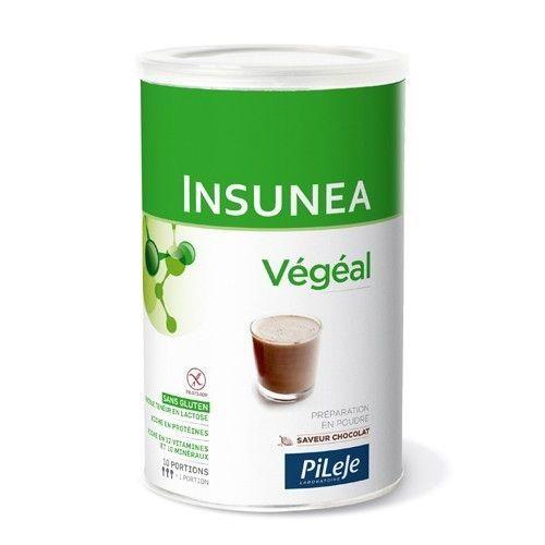 Pileje Insunea Végéal préparation Cacao - 300 g Fonction digestive