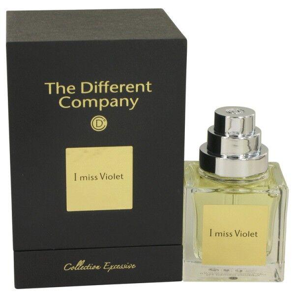 The Different Company I Miss Violet - The Different Company Eau De Parfum Spray 50 ml