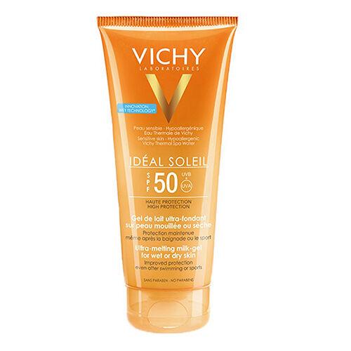 Vichy Idéal Soleil Gel de lait ultra fondant IP50