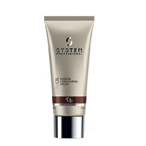 System Professional Conditioneur Crème à la Kératine LuxeOil