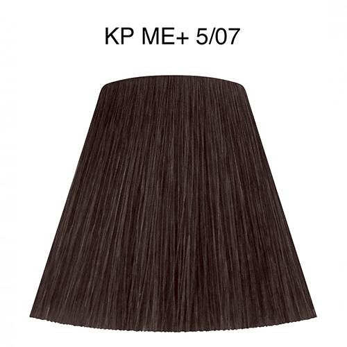 Wella Coloration Koleston Perfect ME+ 5/07 Châtain Clair Naturel Marron