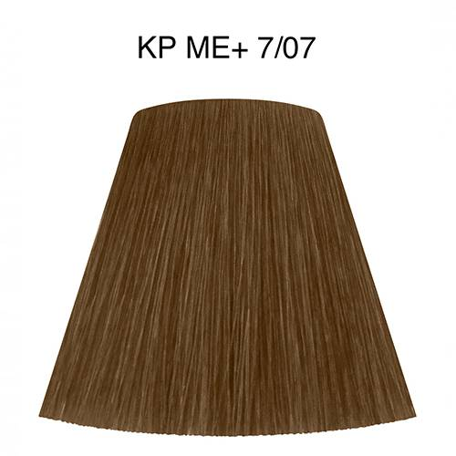 Wella Coloration Koleston Perfect ME+ 7/07 Blond Naturel Marron