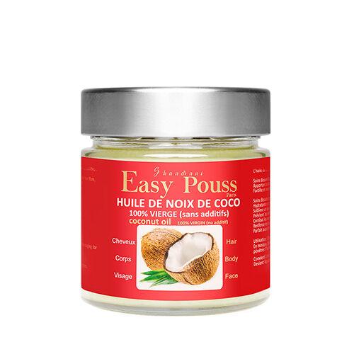 Easy Pouss Huile de Noix de Coco Vierge Easy Pouss