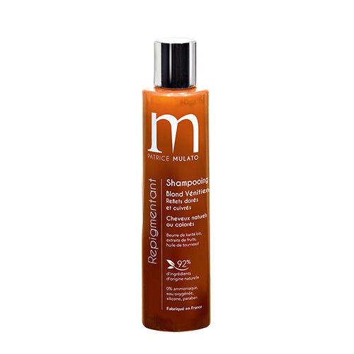 Mulato Shampooing Repigmentant Blond Vénitien 200 ml
