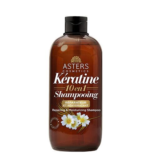 Asters Cosmetics Shampooing à la Kératine Asters Cosmetics
