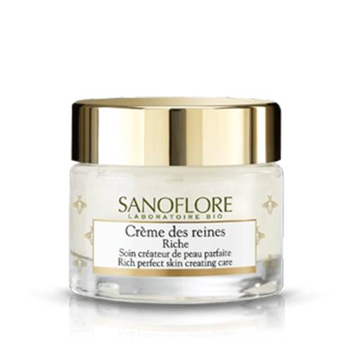 Sanoflore Crème Anti-Âge, Crème Des Reines