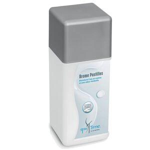Bayrol Brome pastilles Spa Time - 0,8 kg - Bayrol - Produits chimiques - Publicité