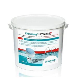 Bayrol Chlorilong Ultimate 7 - 10,2 kg - Bayrol - Chlore, oxygène actif, brome - Publicité