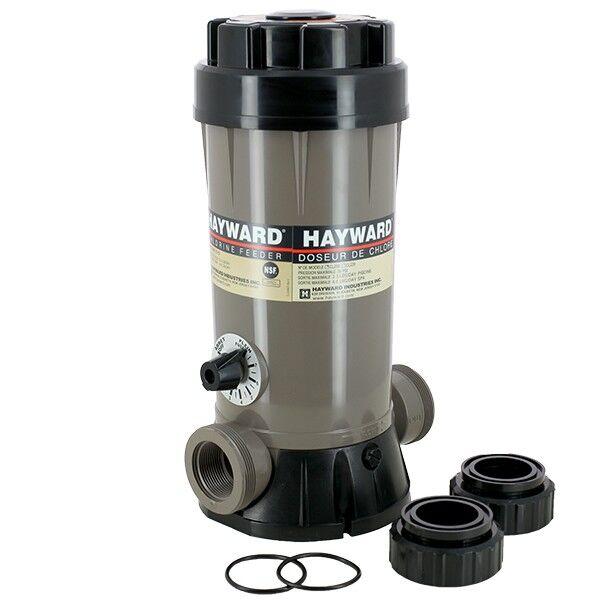 Hayward Chlorinateur Hayward 4 kg en ligne - Hayward - Distributeur chlore et brome
