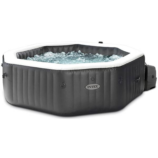 Intex PureSpa Carbone - 4 places - Intex - Spa gonflable