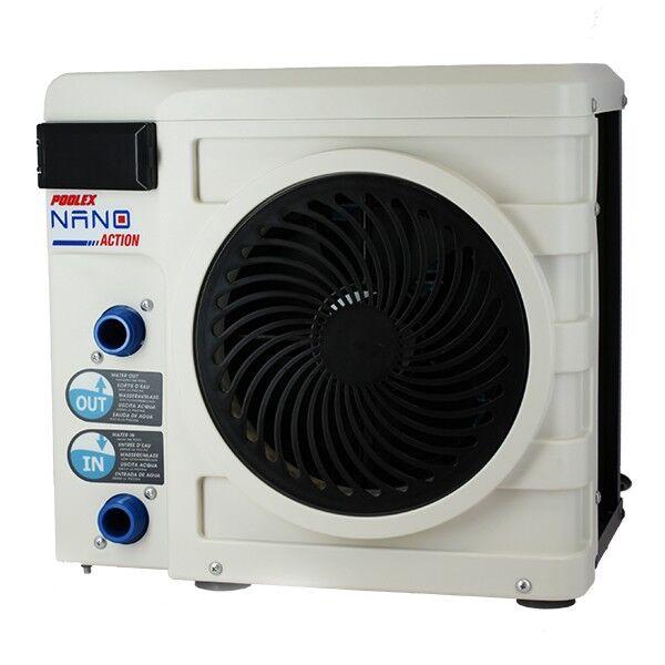 Poolex Nano Action - R32 - 3 KW - Poolex - Pompe à chaleur piscine