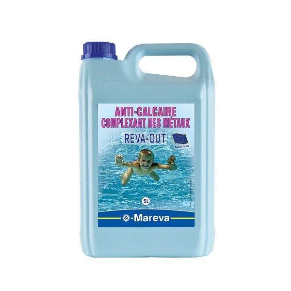 Mareva Reva-Out - Liquide - 5L - Mareva - Anti-calcaire