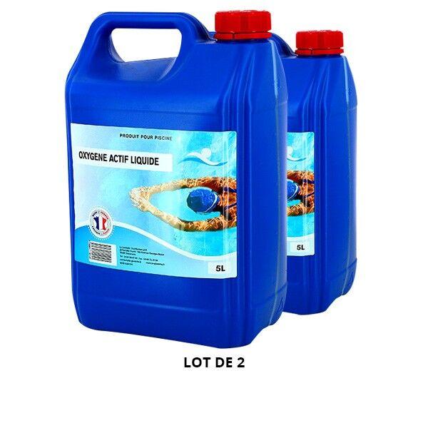 Swimmer Produits chimiques Oxygène actif liquide - 2x5L - Swimmer
