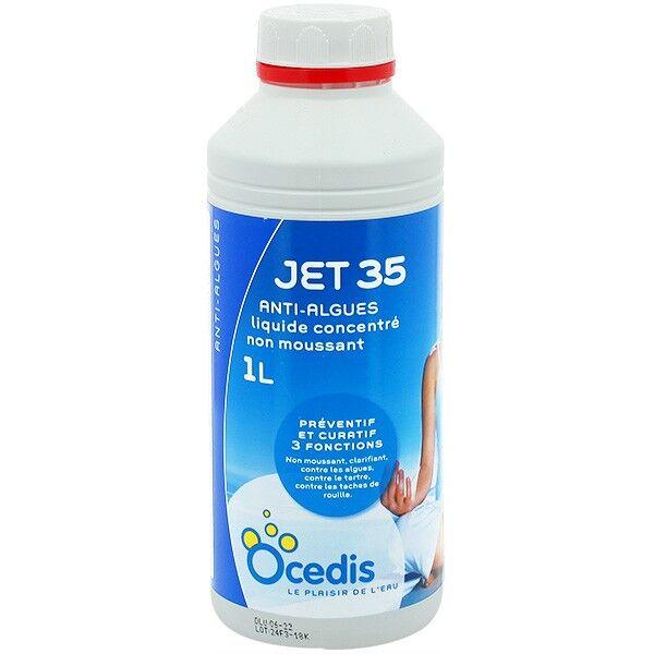 Ocedis Produits chimiques Jet 35 Anti-algues - 1x1L - Ocedis